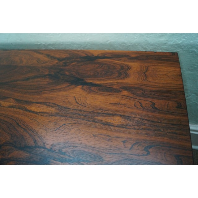 Image of Mid Century Modern Rosewood Office Sideboard (A)