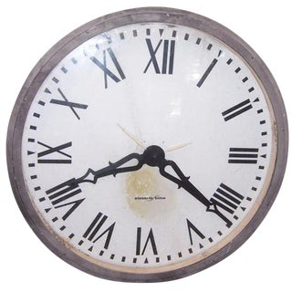 Large Architectural Salvage, Four Foot Clock Tower Face