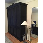 Image of Restoration Hardware Double Shutter Armoire