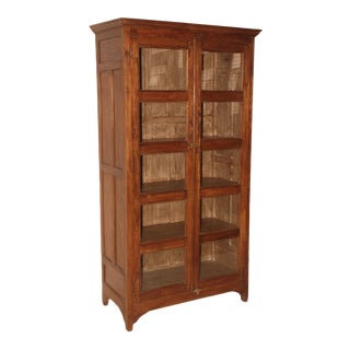 Colonial Display Cabinet