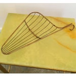 Image of Aldo Tura Bronze Bread Basket
