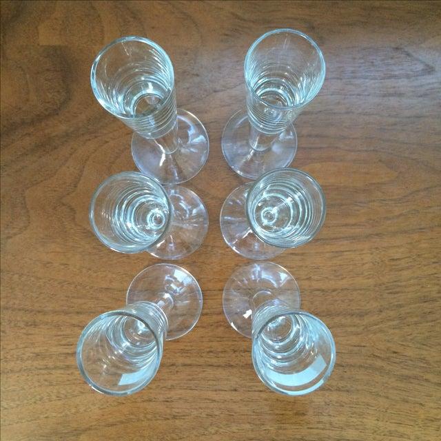 Image of Vintage Cordial Glasses - Set of 6