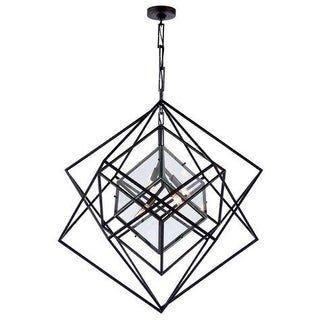 Kelly Wearstler for Visual Comfort Cubist Chandelier