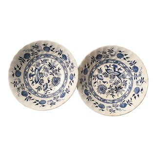 Wood & Sons Old Vienna Soup Bowls - A Pair