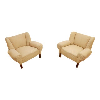 C. 1948 Paul Laszlo for Herman Miller Chairs - a Pair