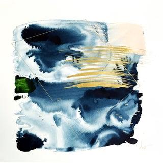 "Beth Winterburn Original Abstract - ""Wanderlust"""