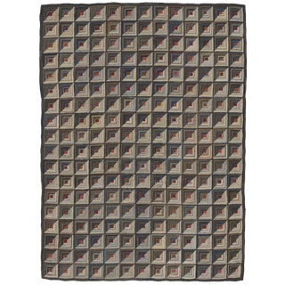 Hand Made Rug by Stephen T Anderson