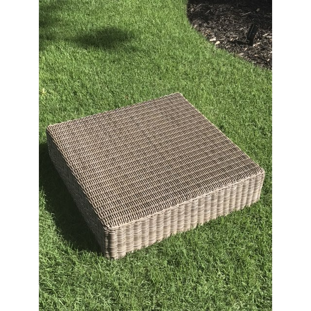 Kingsley Bate Outdoor Ottoman - Image 3 of 8