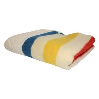 Hudson Bay Style Wool Blanket