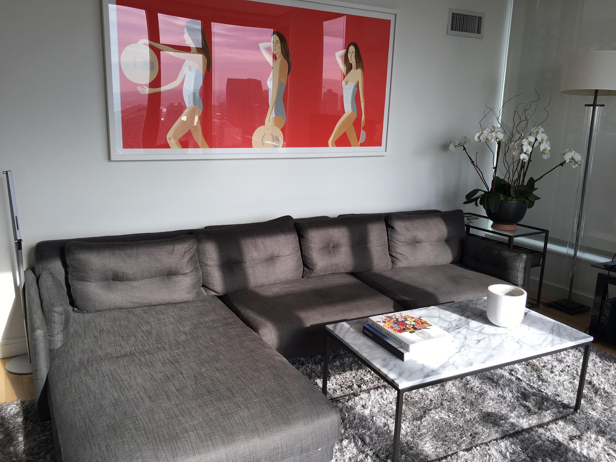 west elm marble coffee table image 5 of 5