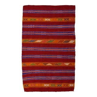 Moroccan Berber Rug - 5' x 3'2''