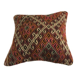 Embroidered Anatolian Pillow