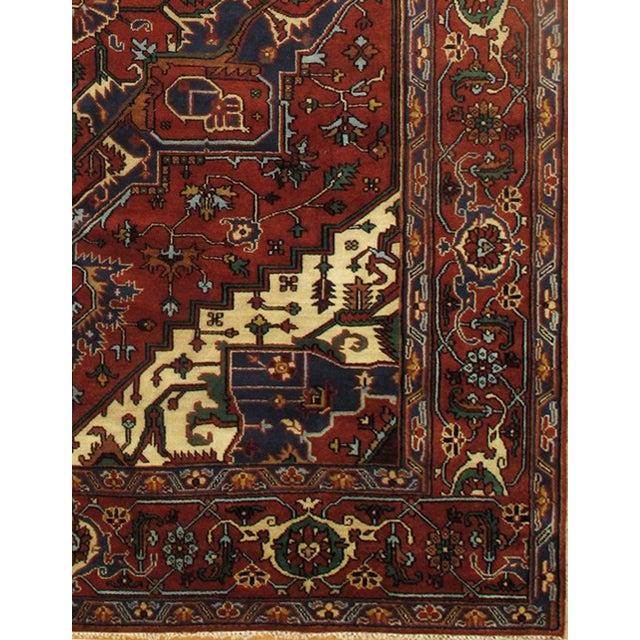 Pasargad Persian Design Serapi Rug - 9′ X 12 - Image 3 of 4