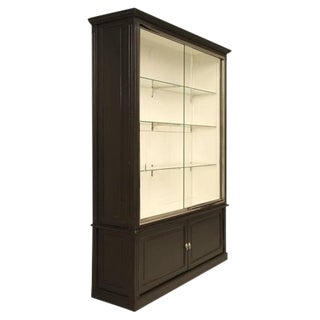 French Display Cabinet or Store Fitting