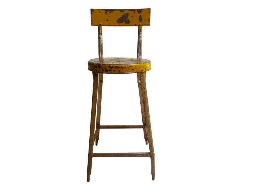 Vintage Yellow Industrial Stool Chairish : 6cc0df94 0d3a 446b 8cc7 606a10c8b5eaaspectfitampwidth640ampheight640 from www.chairish.com size 640 x 640 jpeg 16kB