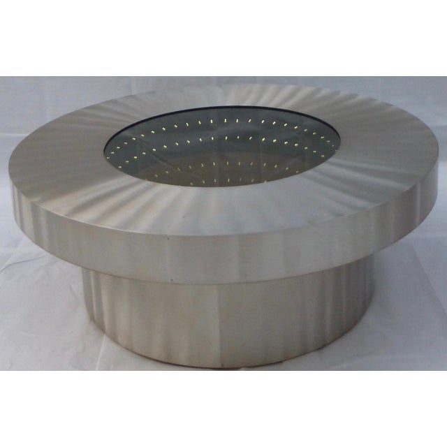 The Nova Infinite Tunnel Coffee Table - Image 5 of 11