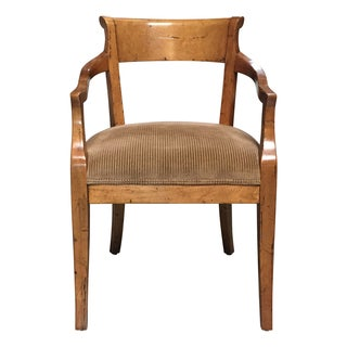 Guy Chaddock Wood Armchair