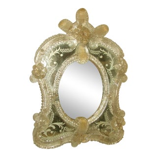 Beveled Venetian Mirror