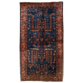 Late 19th Century Persian Sarouk Mahajan Rug