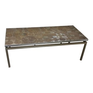 Exceptional Tue Poulsen Coffee Table