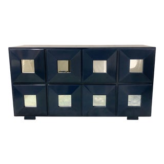 1960s Lacquered Modern Credenza
