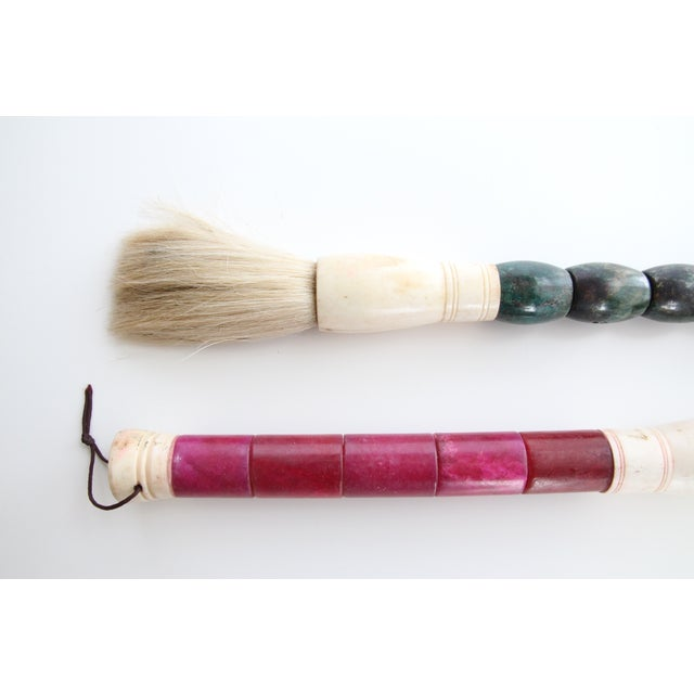 Image of Set of Calligraphy Brushes