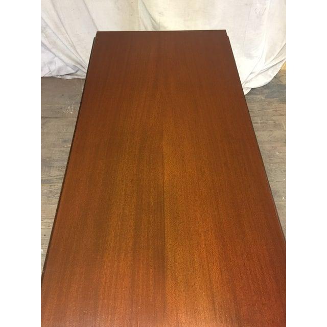 Antique Restored Drop Leaf Table - Image 9 of 10
