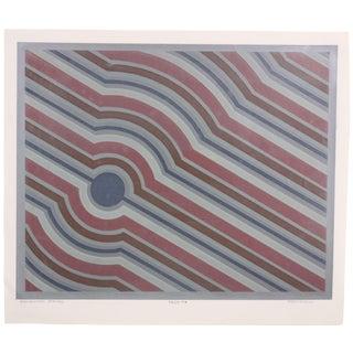 Concentric Stripes, C. 1970