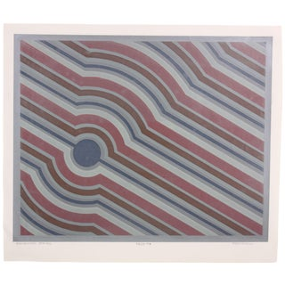 Concentric Stripes, C. 1970