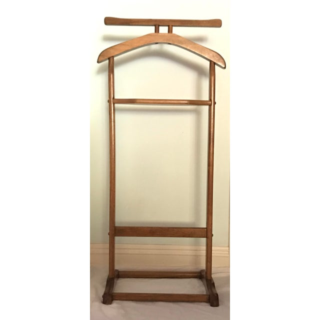 Vintage Wooden Valet - Image 4 of 4