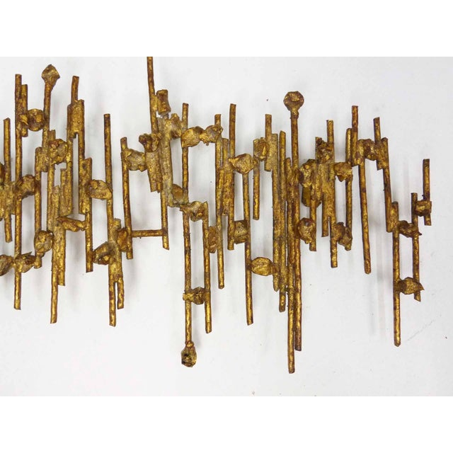 Brutalist Spanish Wall Sculpture - Image 4 of 8