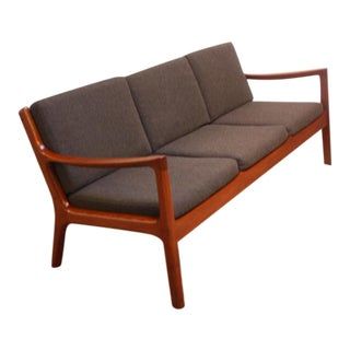 Ole Wanscher Teak Senator Sofa for France & Son