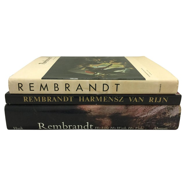 Image of The Life, Work & Time of Rembrandt - Set of 3
