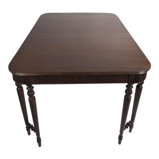1920s Vintage Restored Art Deco Table