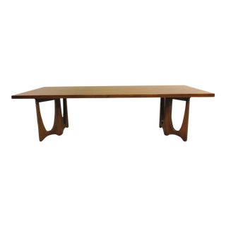 Broyhill Brasilia Mid-Century Coffee Table or Bench