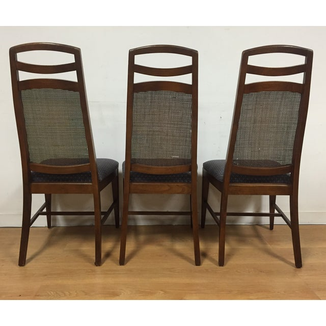 Mid Century Dining Chairs - Set of 6 - Image 8 of 11
