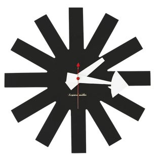 George Nelson for Howard Miller Asterisk Clock