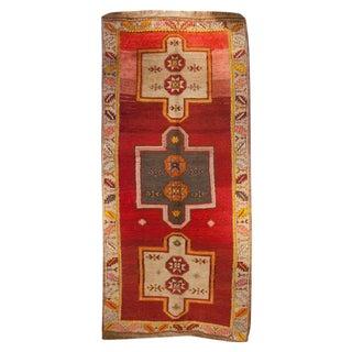 Early 20th Century Turkish Anatolian Carpet