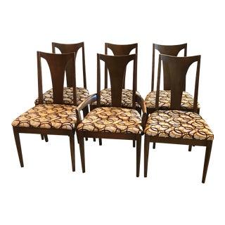 Broyhill Brasilia Single Splat Dining Chairs - Set of 6