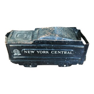 Vintage New York Central Train Car