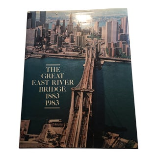 1883-1983 The Great East River Bridge Book