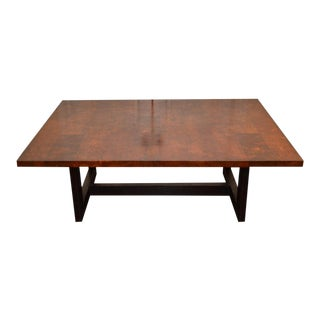 Taracer Contemporary Modern Wood Coffee Table