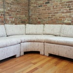 Image of 1970s Large Milo Baughman Style Sectional