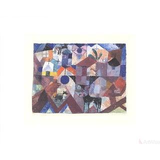 """Paul Klee """"Zoo"""" 2016 Poster"""