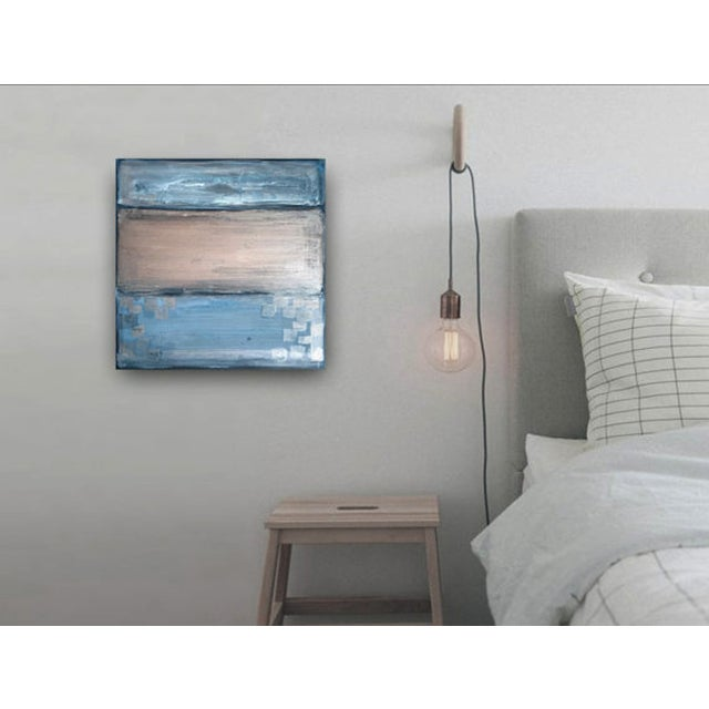 Original Abstract Painting by Linnea Heide - Image 2 of 5