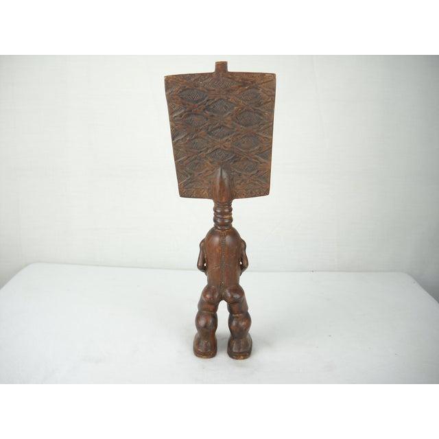 African Ashanti Fertility Figure - Image 7 of 11