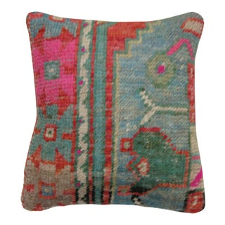 Boho Chic Rug Pillow
