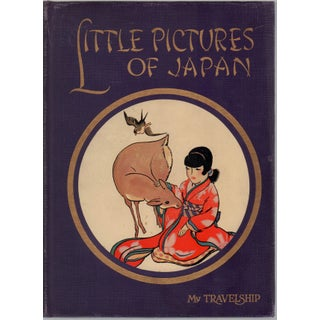"""Little Pictures of Japan"" Book Circa 1925"