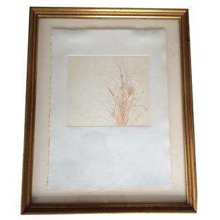 Vintage Howard Lessnick Signed & Numbered Etching