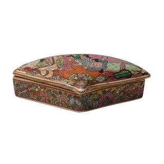Chinese Decorative Porcelain Box